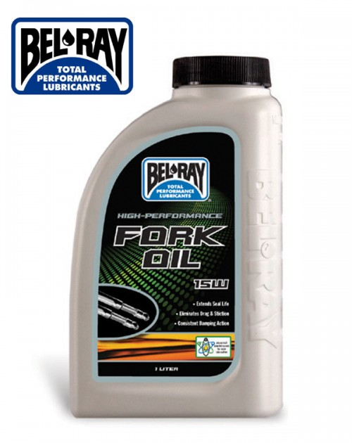 FORK OIL HIGH PERFORMANCE 10W 1lt
