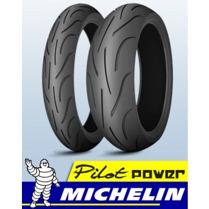 MICHELIN PILOT POWER 120/70 ZR 17 58W & 180/55 ZR 17 73W