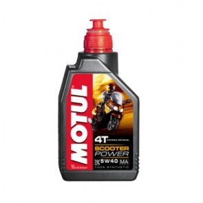 Motul Scooter 4t Power MA SAE 5w40 1 L