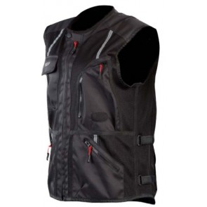 NORDCAP SAFETY VEST ΜΑΥΡΟ