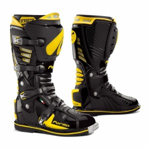 ΜΠΟΤΕΣ FORMA PREDATOR Black-Yellow